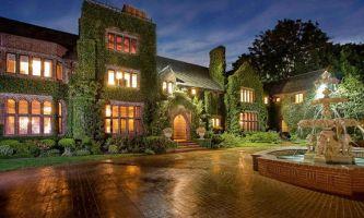 Nicholas Cage Celebrity Mansion